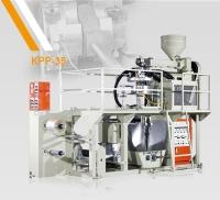 P.P. HIGH SPEED PLASTIC INFLATION MACHINE