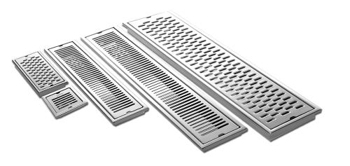 不锈钢排水沟不再只是外观设计的一个选项,同时还是有