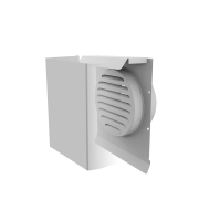 平板型导流屋外通气罩(单层)