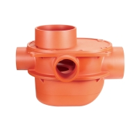 BA123 Water Seal Trap, Water Seal Pipes,  Watering Seal Trap,Underground Drainage