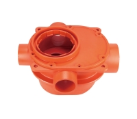 BA123A Water Seal Trap, Water Seal Pipes,  Watering Seal Trap,Underground Drainage