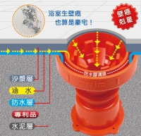 Water Seal Trap, Water Seal Pipes