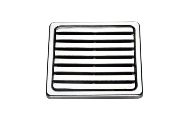 Squared Floor Drains