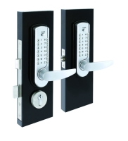Cens.com EASY CODE CHANGE DIGITAL DOOR LOCK STEEL MARK ENTERPRISE LTD.
