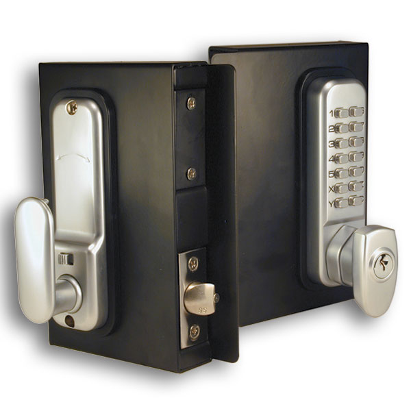 PUSH BUTTON / DIGITAL DOOR LOCK