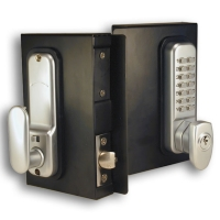 PUSH BUTTON / DIGITAL DOOR LOCK