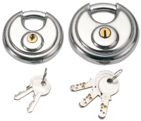 Cens.com 304SS DISC PADLOCK STEEL MARK ENTERPRISE LTD.