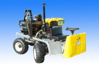 Wood Crusher(4-Wheel Drive)
