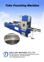 Pipe/Tube Punching Machine