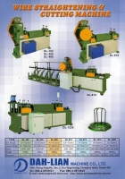 Cens.com Wire Straightening and Cutting Machine DAH-LIAN MACHINE CO., LTD.