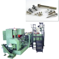 Sems Assembly Machine With Thread Rolling Machine