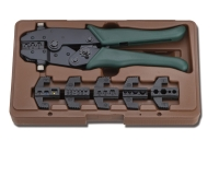 Insulated Crimp Lever Plier Set