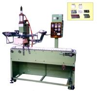 Auto-return transfer printer with pneumatic belt conveyor