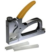 Staple Gun Tacker For Plastic Staples