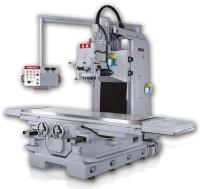 Bed Type Vertical Boring & Milling Machine