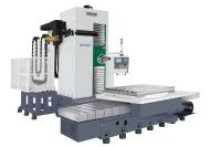 CNC HORZONTAL BORING & MILLING MACHINE