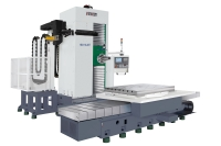 CNC HORZONTAL BORING & MILLING MACHINE