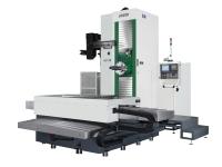 CNC HORIZONTAL BORING & MILLING MACHINE