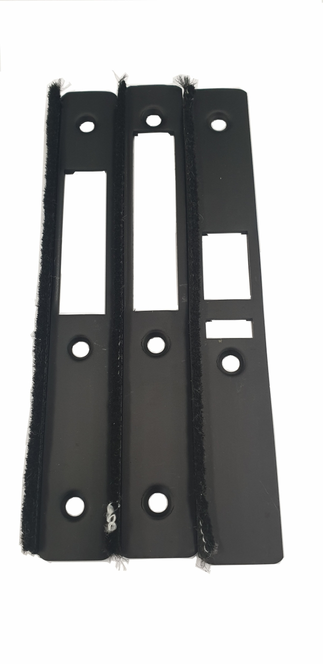 FACEPLATE WEATHER STRIP
