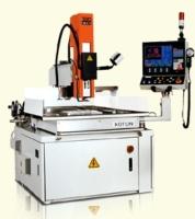 CNC细孔放电加工机