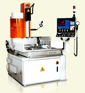 自动换铜管细孔放电加工机