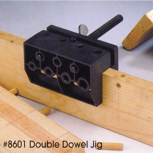 Double Dowel Jig