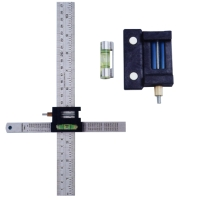Ruler Stop With Level