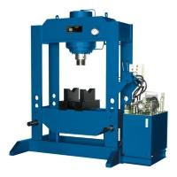 Automatic Hydraulic Press