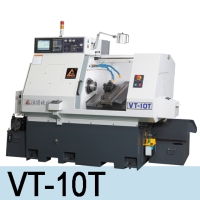 CNC Lathe For Precision Parts -(With Rotary Turret)
