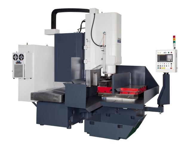 NC Vertical Milling Machine