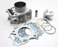 Ceramic-cylinder Engine Parts