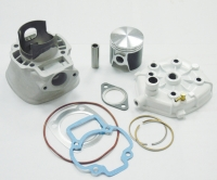 Ceramic-cylinder Engine Parts