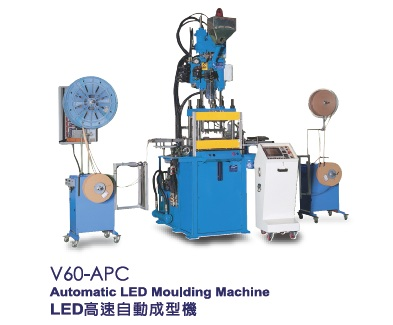 Automatic LED Moulding Machine