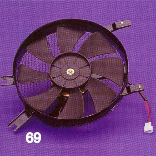 过滤器和冷却风扇