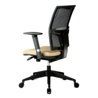 V-Mesh Low Back Office Chair