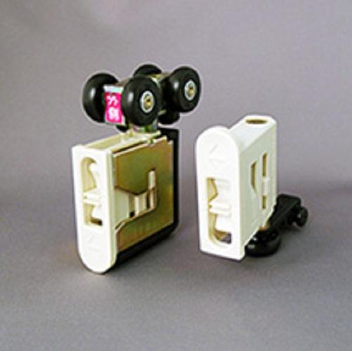 roller Interior folding door gear system