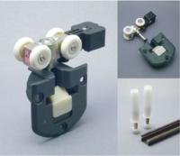 roller Easy embedded folding door gear system