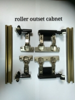 wardobe  heay outset  double roller set