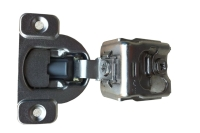 Face Frame Hinge, 3-way/3-cam Adjustable for 1-1/4`` Frames