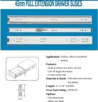 Full Extension Drawer Slides