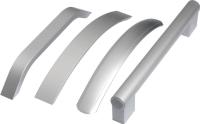 Aluminum drawer handles