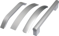 Aluminum drawer handles