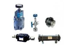 Export- hydraulic components