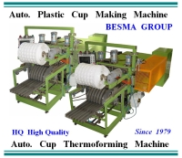 Auto. Plastic Sheet Thermoforming Machines