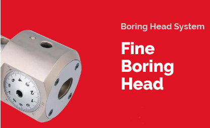 Boring Head System Fine Boring Head