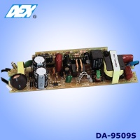 Digital Inverting Dimmable Electronic Ballast