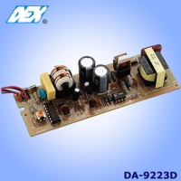 Continuous Digital Dimmable  Electronic Ballast