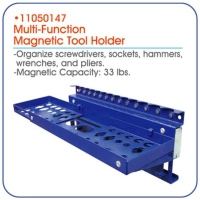 Multi-Function Magnetic Tool Holder