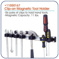 Clip-On Magnetic Tool Holder