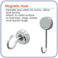 Magnetic Question Hook